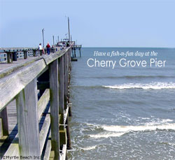 Prince Resort Condos at the Cherry Grove Pier